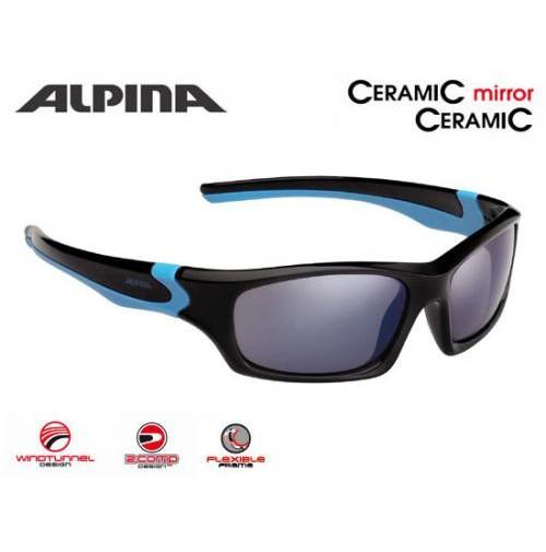 ALPINA Detské okuliare FLEXXY TEEN