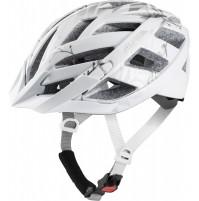 ALPINA Cyklistická prilba PANOMA 2.0 bielo-strieborná veľ.: M
