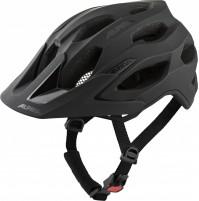 ALPINA Cyklistická prilba Carapax 2.0 čierna mat