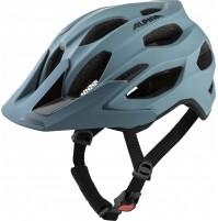 ALPINA Cyklistická prilba Carapax 2.0 dirt-blue mat