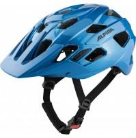 ALPINA Cyklistická prilba ANZANA true-blue lesklá