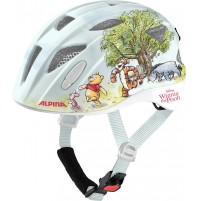 ALPINA Cyklistická prilba XIMO Disney Medvedík Winnie Pooh