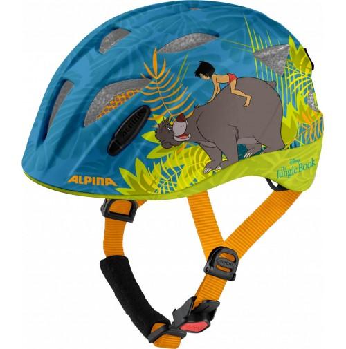 ALPINA Cyklistická prilba XIMO Disney Kniha džunglí