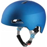 ALPINA Cyklistická prilba HACKNEY priesvitná modrá