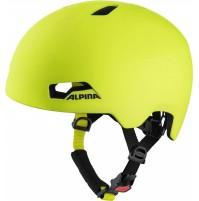 ALPINA Cyklistická prilba HACKNEY reflexná