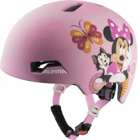 ALPINA Cyklistická prilba HACKNEY DISNEY Myška Minnie