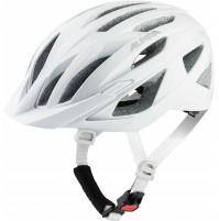 ALPINA Cyklistická prilba PARANA biela
