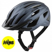 ALPINA Cyklistická prilba DELFT MIPS indigo mat