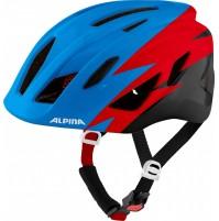 ALPINA Cyklistická prilba PICO modro-červeno-čierna