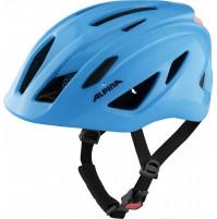 ALPINA Cyklistická prilba PICO FLASH neonovo modrá