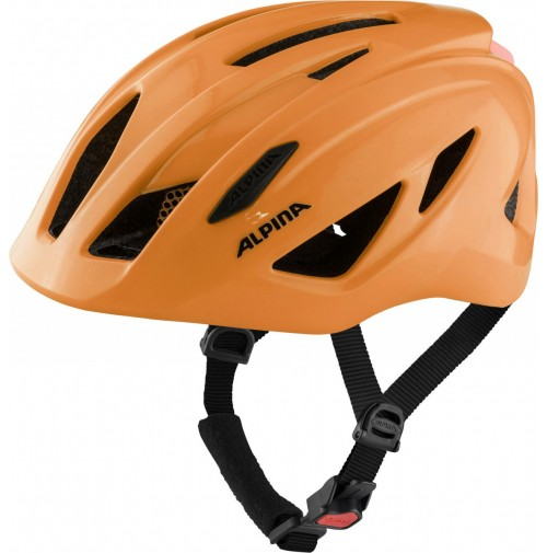 ALPINA Cyklistická prilba PICO FLASH neonovooranžová