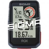 Sigma ROX 2.0 Black / White Top Mount Set