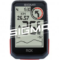 Sigma ROX 4.0 Black / White HR Set