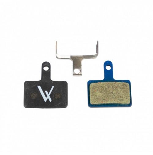 VORTEX brzdové platničky DO-01, organické, pár