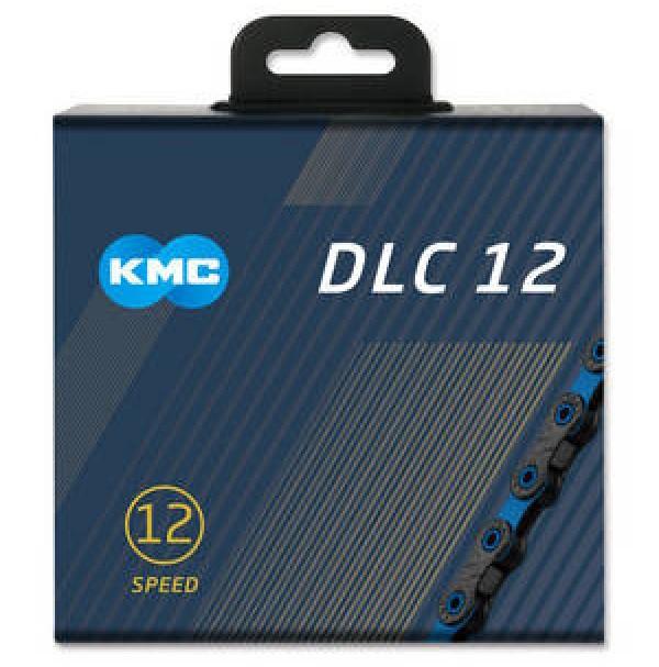 KMC Reťaz DLC 12 čierno-modrá, 126 článkov