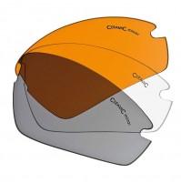 ALPINA Náhradné sklá k okuliarom Tri-Effect 2.0 CC