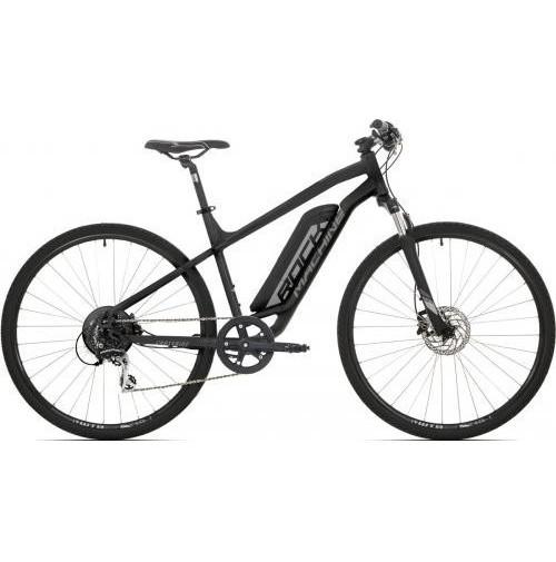 Rock Machine Bicykel Crossride e350 17