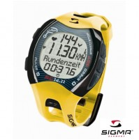 Športtester SIGMA RC 14.11 yellow