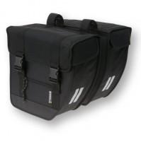 Taška na nosič Basil TOUR XL - dvojitá