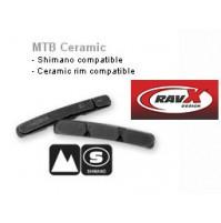 Náhradná gumička 70 mm CERAMIC - 1 pár