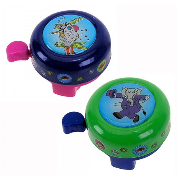 Zvonček detský 3D