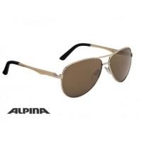 Okuliare Alpina A 107 zlaté