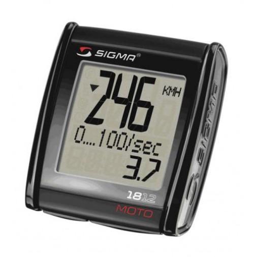 Digitálny tachometer SIGMA MC 18.12 Moto