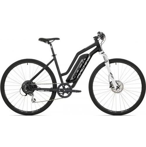 Bicykel Rock Machine Crossride Lady e350 / BAT 11,6 Ah