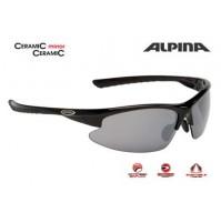 Cyklistické okuliare Alpina DRIBS 2.0 čierne