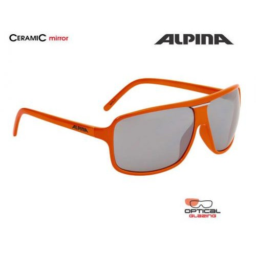 Okuliare Alpina MANJA oranžové