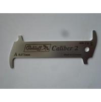 Mierka reťaze Caliber 2