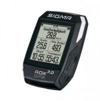 Cyklocomputer SIGMA ROX 7.0 GPS čierny