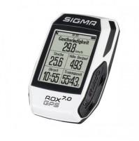 Cyklocomputer SIGMA ROX 7.0 GPS biely