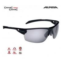 Cyklistické okuliare Alpina TRI-SCRAY čierne