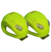 Blikačky MAX1 ALIEN zelené - sada