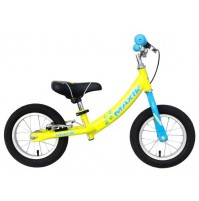 Detský odrážací bicykel Maxík zelený
