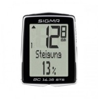 Cyklocomputer SIGMA BC 14.16 STS CAD