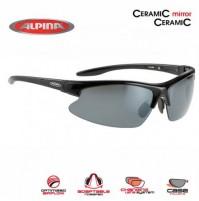 Cyklistické okuliare Alpina TRI DRIBS black