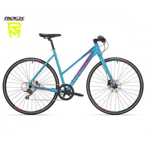 Bicykel Rock Machine Blackout 40 Lady