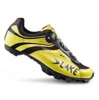 Tretry LAKE MX175 žlto-čierne
