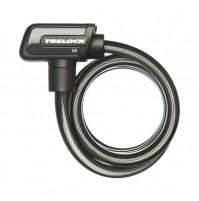 Zámok špirálový Trelock S2/150