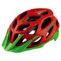 Cyklistická prilba ALPINA MYTHOS 3.0 L.E. neónovo-červeno-zelená