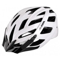 Cyklistická prilba ALPINA PANOMA CLASSIC biela