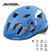 Cyklistická prilba ALPINA Ximo pirát