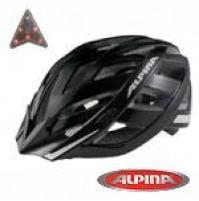 Cyklistická prilba ALPINA PANOMA CITY čierna matná