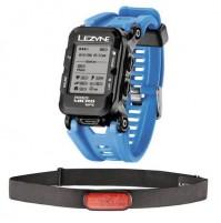 Športové GPS hodinky LEZYNE Micro modré