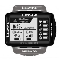 Cyklonavigácia LEZYNE MEGA XL GPS HRSC