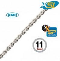 Reťaz KMC X 11 EL strieborná