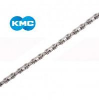 Reťaz KMC X12 strieborná