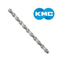 Reťaz KMC X 8 strieborno-šedá, v sáčku